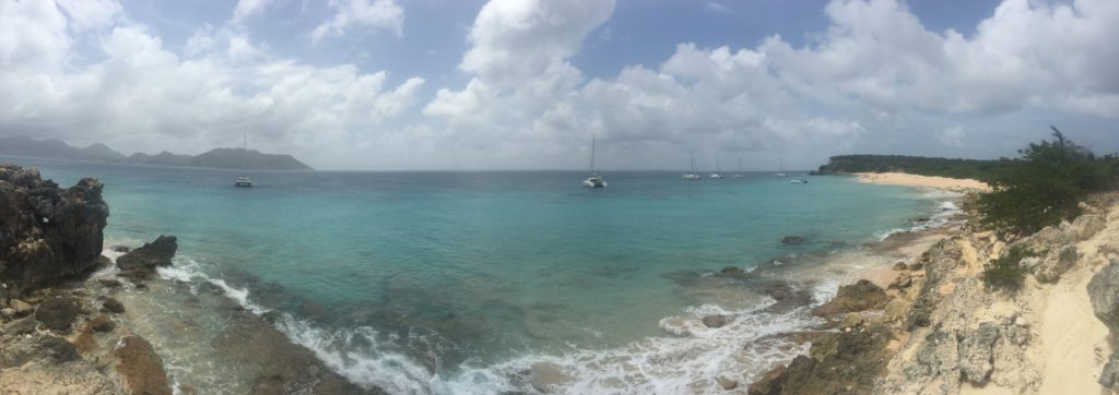 Sail St Martin - Tintamarre Panoramic